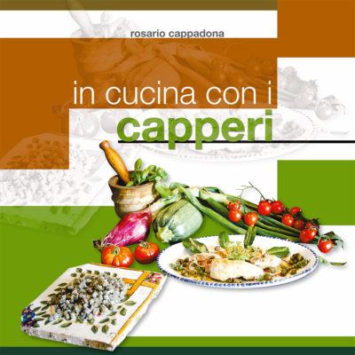 """Libro di ricette """"In cucina con i capperi"""""""