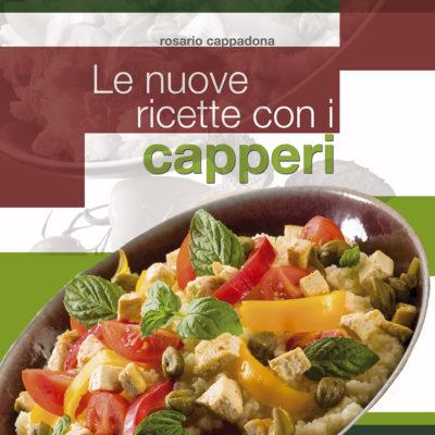 """Libro di ricette """"Le nuove ricette con i capperi"""""""